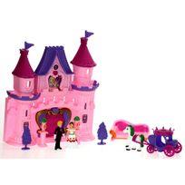 Imagin - Château de princesse et ses accessoires - Son et lumières