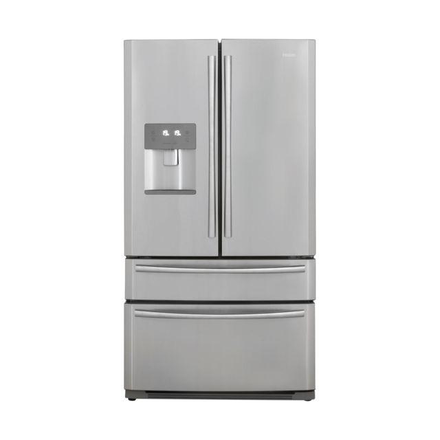 HAIER Réfrigérateur Americain HB22FWRSSAA