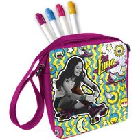 Lansay - Soy Luna - Mon Sac Phosphorescent à Customiser