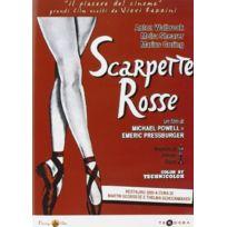 Cecchi Gori E.E. Home Video Srl - Scarpette Rosse IMPORT Italien, IMPORT Dvd - Edition simple