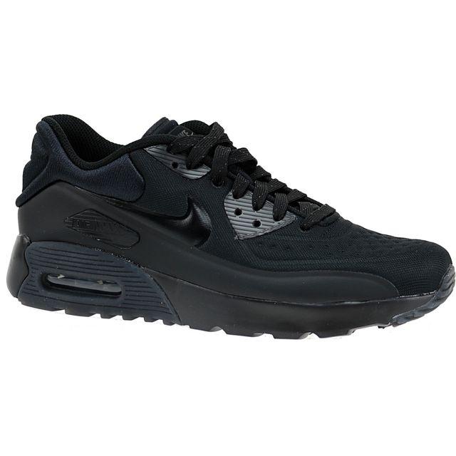 Nike Air Max 90 Ultra Gs 844599 008 Noir pas cher Achat
