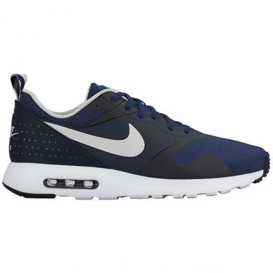Nike Chaussures Basket Air Max Tavas Navy Gris H15 Pas Cher