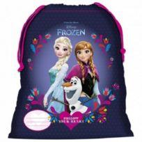 Frozen - Sac Piscine Sac A Chaussures Ecole Sport Plage NouveautÉ Disney Reine Des Neiges Disney