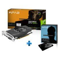 KFA2 - GeForce GTX 1050 Ti OC 4 Go + SSD GAMERL-120GB-TLC S11