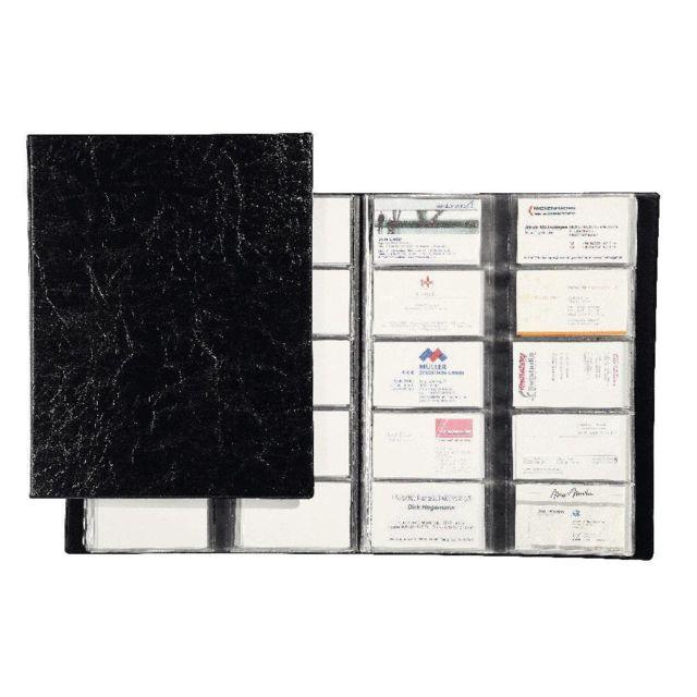 Durable - porte-cartes de visite visifix a4 pour 400 cartes - pas ... 511b60d3ea5