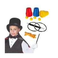 Marque Generique - 1 accessoires pour tours de magie - Magicien jeux pour enfant aléatoire