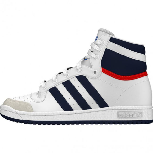 Adidas Basket Originals Top Ten Hi Cadet pas cher Achat