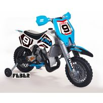 FEBER - Moto cross électrique pour enfants Alpha 6V - 800007932
