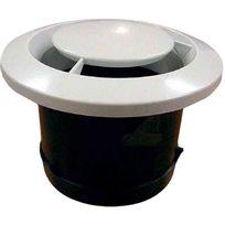 Dmo - Bouche extraction ronde pour cuisine - 125 mm