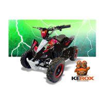 Kerox - Quad Rex Electrique Rouge