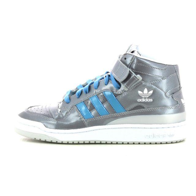Adidas originals Baskets montantes Forum Mid Rs Nigo Gris