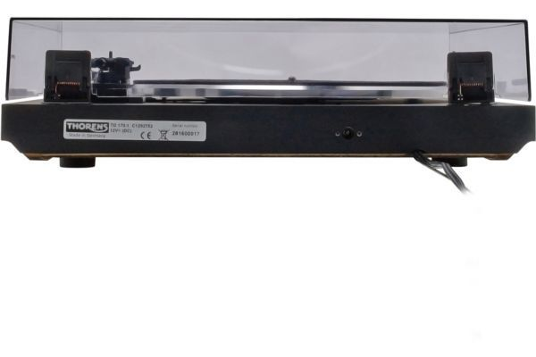 Thorens - Platine vinyle - Noir - TD170-1