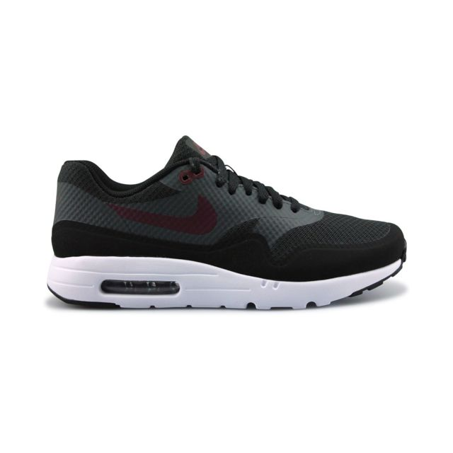 online store 1b6a8 0f3e7 Nike - Air Max 1 Ultra Essential Noir - pas cher Achat   Vente Baskets homme  - RueDuCommerce
