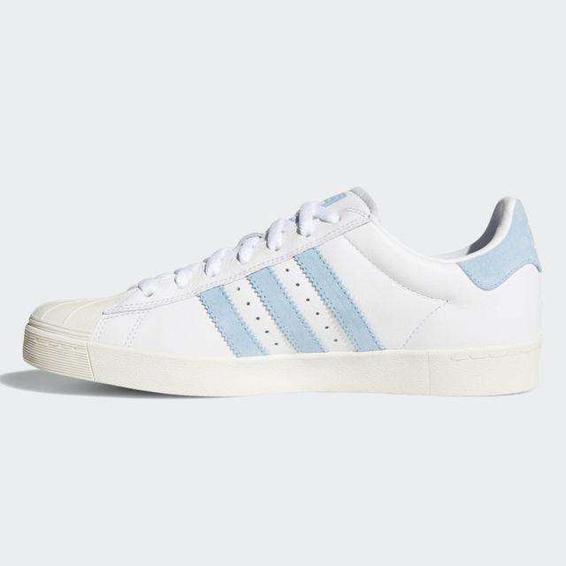 Adidas Superstar vulc x krooked, Ftwblacustomblacra