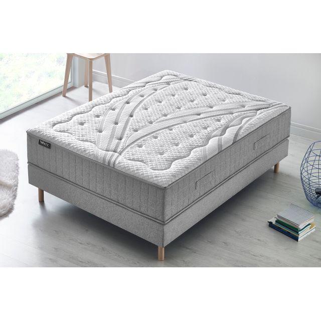 bobochic matelas boh me chic m moire de forme gel m moire de forme latex 30 cm ferme achat. Black Bedroom Furniture Sets. Home Design Ideas