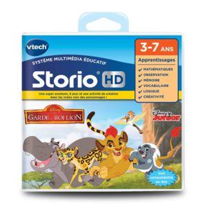 VTECH - Jeu HD Storio LA GARDE DU ROI LION - 275205