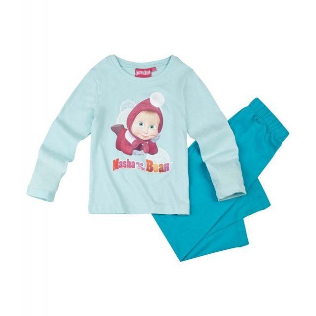 2205183603275 Masha Et Michka - Pyjama - pas cher Achat   Vente Pyjamas - RueDuCommerce
