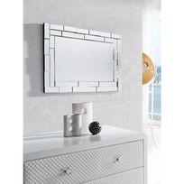 Ma Maison Mes Tendances - Miroir rectangulaire en verre Suba - L 87.5 x l 60