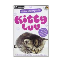 Avanquest Software - Kitty Luv PC Cd, import anglais