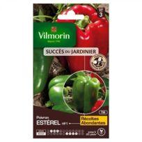 Vilmorin - Sachet graines Poivron Esterel Hf1