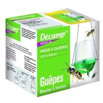 Decamp' - Piège à guêpes, mouches et moustiques