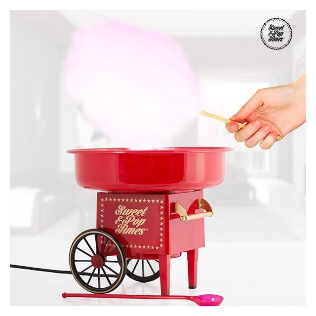 Totalcadeau Machine pour confection de barbe à papa - Attractions éléctrique pour fetes