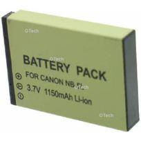 Otech - Batterie Appareil Photo pour Canon Ixus 960IS