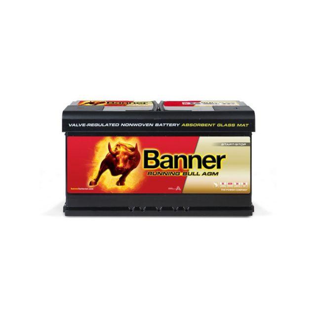 Banner Batteries Banner Energy Bull Batterie Camping Bateau 96051 12V 130Ah