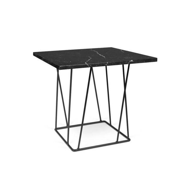 Inside 75 Table basse Helix 50 en marbre