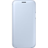 Samsung - Flip Wallet Galaxy J5 2017 - Bleu