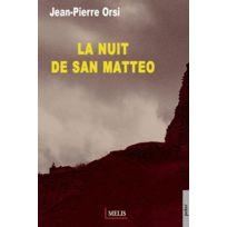 Melis - La Nuit De San Matteo