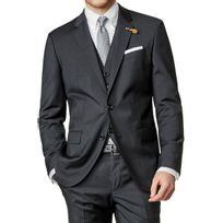 Baldessarini - Costume homme noir Jefferson