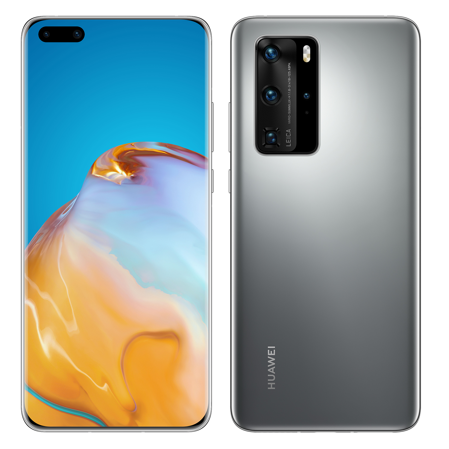 Smartphone P40 Pro 5G 256 Go Huawei Silver Frost