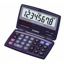 Casio - Sl100VER Calculatrice de poche pliable conversion euro