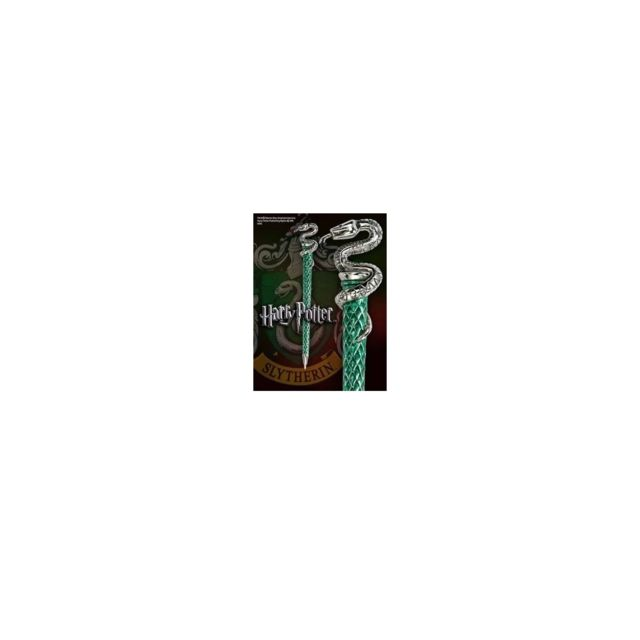 Noble Collection Harry Potter - Stylo Serpentard Slytherin