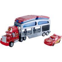 Mattel - Cars Cars Mack Color Changers