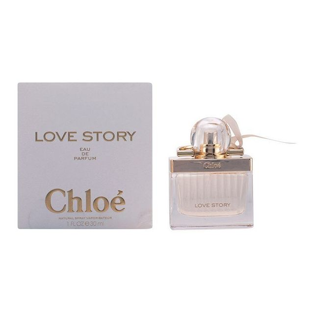 Parfum Pour Femme Love Story De Chloé Eau De Parfum Capacité 30