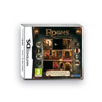 Nintendo - Rooms: The Main Building Ds import anglais
