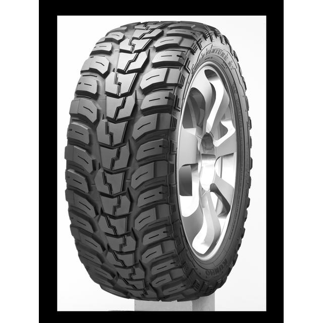 kumho pneu voiture kl71 265 70r17 121q achat vente pneus voitures nc pas chers rueducommerce. Black Bedroom Furniture Sets. Home Design Ideas
