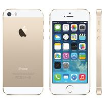 APPLE - iPhone 5S - 64 Go - Or - Reconditionné