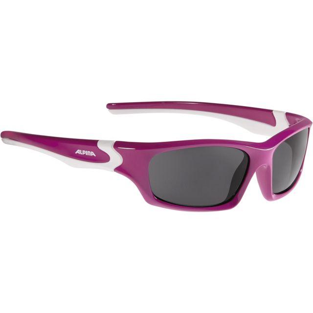 099cf415868c99 Alpina - Flexxy Teen - Lunettes cyclisme Enfant - rouge - pas cher ...