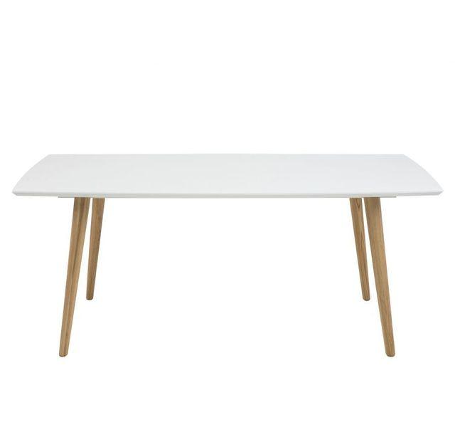 HELLIN Table de salle à manger ELISA