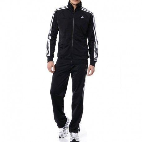 Adidas originals Survêtement Ess 3S Noir Entrainement