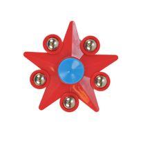 Modanana - Hand Spinner Etoile Rouge