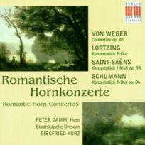 Berlin Classics - Oeuvres Pour Cor Et Orchestre - Cd