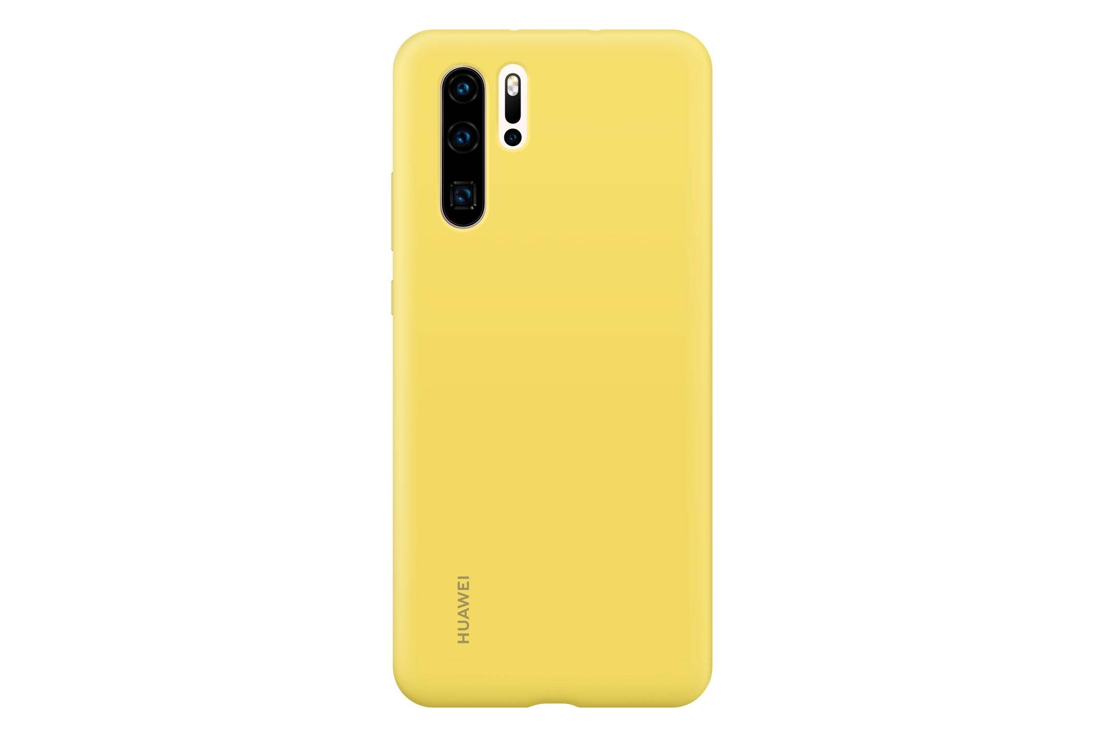 coque huawei p30 pro jaune