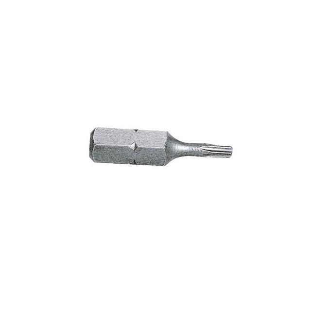 Silverline 283004 10 embouts Torx Cr-V T8