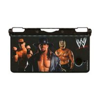 Blue Label - Coque transparente Wwe pour Dsi