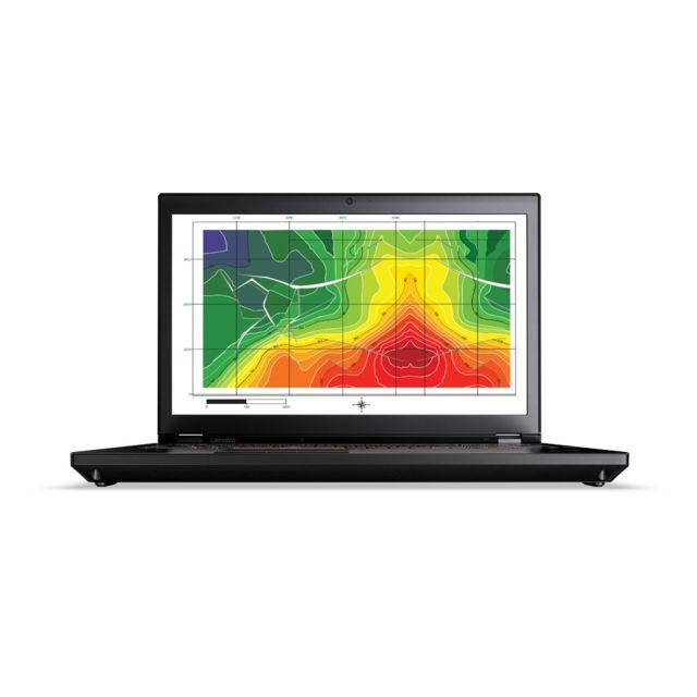 Lenovo ThinkPad P71 Lenovo ThinkPad P71 : i7-7820HQ, 17.3in, 16Gb, 512Gb, Ssd, W10P (20HK0002MB)