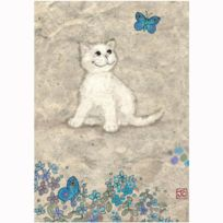 HEYE - Puzzle 500 pièces Cats : Jane Crowther, Chat blanc